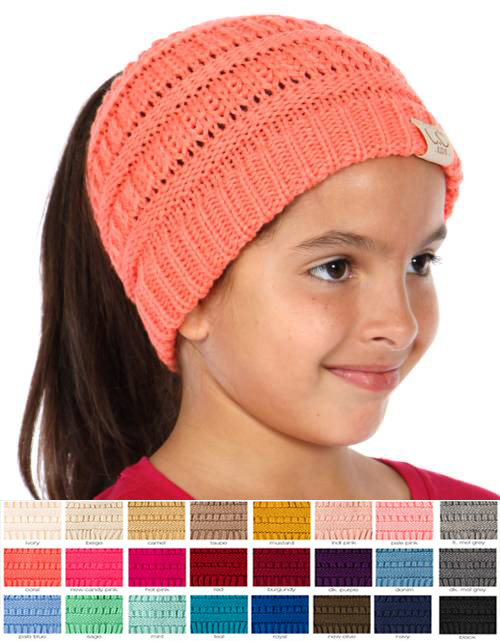 16ab3452418 KIDS BeanieTails Hat from CC Brand