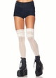 Knit Scrunch Top Over The Knee Sock inset 1