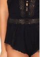 Lace Front Eyelet Romper inset 4