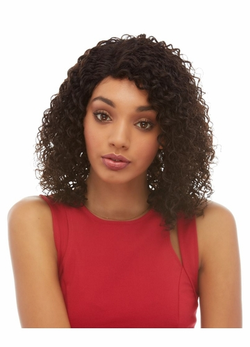Lace Front Human Hair Wig Alanna