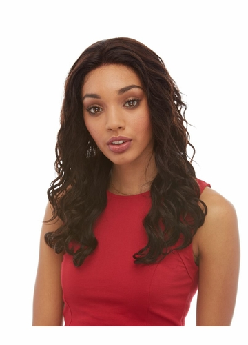Lace Front Human Hair Wig Liliana