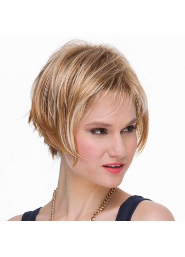 Layered Short Wig Sadie