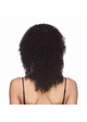 Layered Tight Curl 100% Human Hair Wig Verdes inset 3