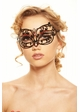 Lillian Masquerade Mask with Crystals inset 2