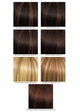Long and Curly Heat Safe 3/4 Wig Chaka inset 2