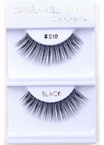 Long and Natural False Eyelashes