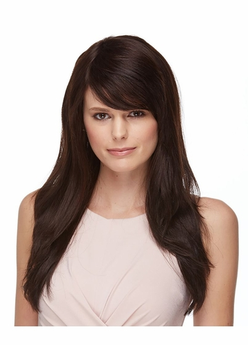 Long and Straight 100% Human Hair Wig Freesia