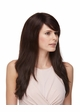 Long and Straight 100% Human Hair Wig Freesia inset 1
