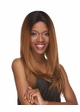 Long and Straight lace Front Wig Evelyn inset 1