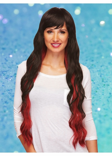 Long and Wavy Heat Safe Wig Aspen