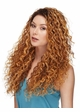 Long Angel Curl Lace Front Wig Delaney inset 1