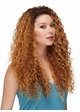 Long Angel Curl Lace Front Wig Delaney inset 2