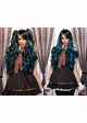 Long Bouncy Curl Anime Wig Plus Two Matching Hair Pieces inset 2