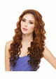 Long Heat Safe Loose Curl 3/4 Wig inset 1
