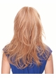 Long Layered Blend Human Hair Wig Melinda inset 2