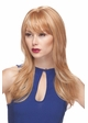 Long Layered Blend Human Hair Wig Melinda inset 4
