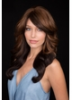 Long Loose Wave Wig Phoenix in Chestnut Blend inset 1