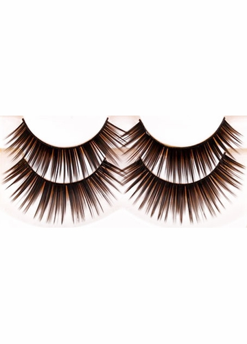 Long Spiky False Lashes