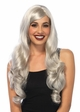 Long Wavy Costume Wig inset 1
