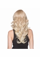 Long Wavy Wig Phoenix in Strawberry Blonde with Pale Blonde Tips inset 1