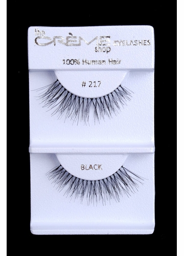 Longer Natural Wispy Lashes