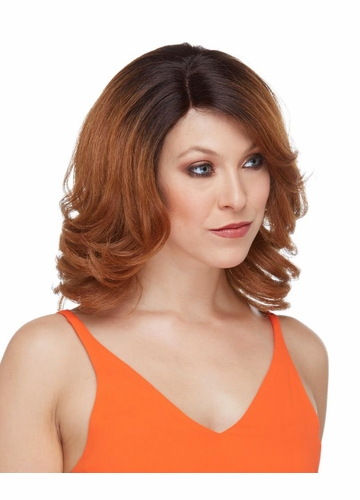 Loose Curl Lace Front Wig Lana