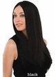Luxe Long Ashley Wig with Middle Part inset 3