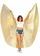 Metallic Pleated Wings  inset 2