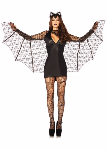 Moonlight Bat Halloween Costume
