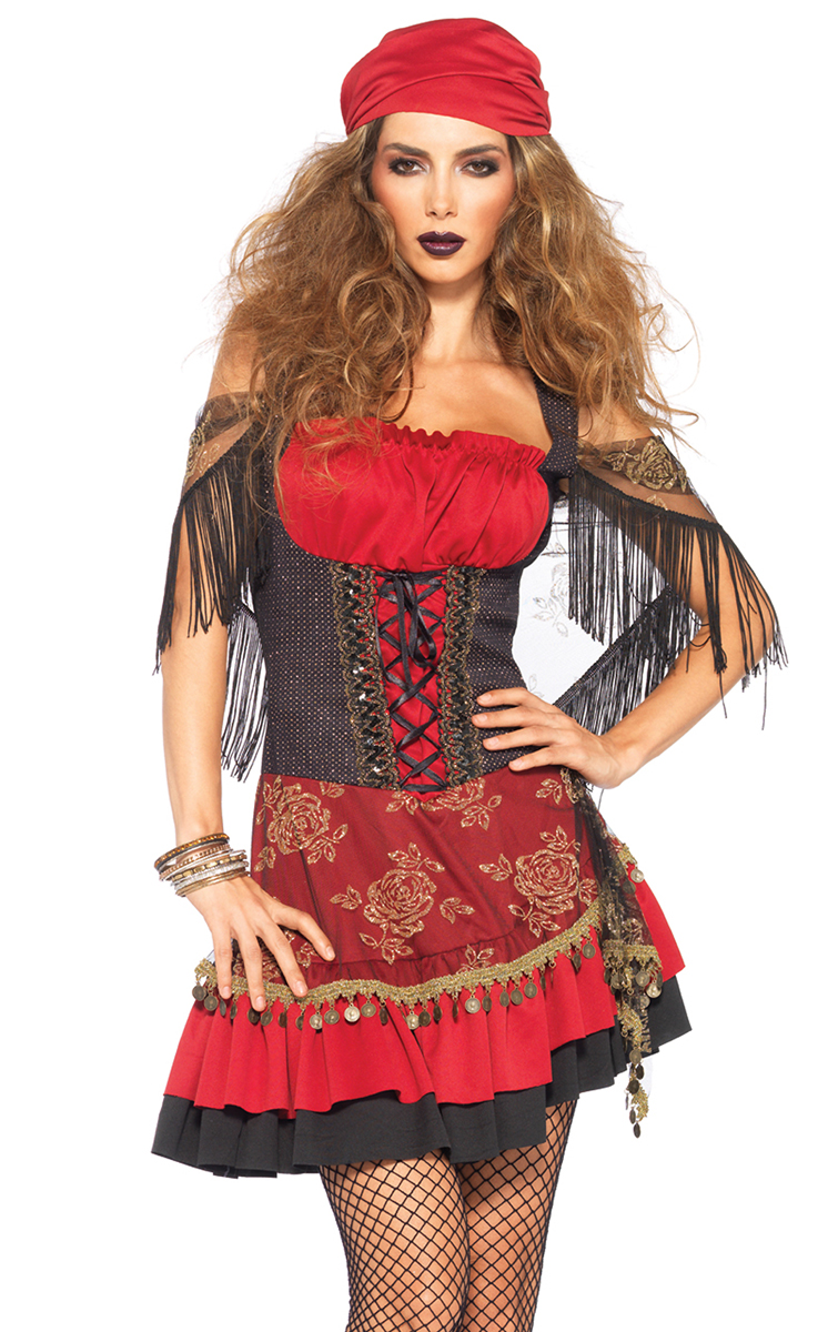 mystic vixen gypsy halloween costume from leg avenue