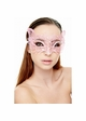 Mystique Masquerade Mask with Crystals inset 2