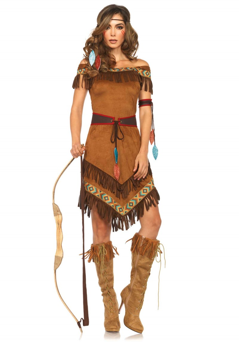 native princess halloween costume