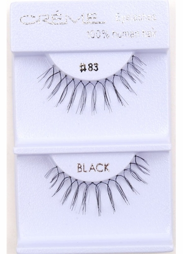 Natural Flared Wispy Lashes