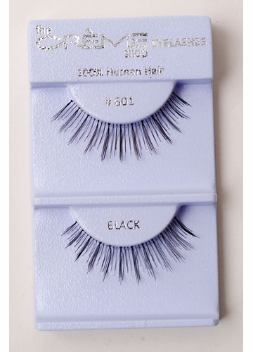 Naturally Wispy Human Hair Lashes