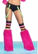 Neon Suspenders available in Yellow, Green or Orange inset 1
