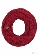 CC Brand Two Tone Infinity Scarf inset 1