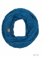 CC Brand Two Tone Infinity Scarf inset 2