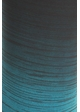 Ombre Active Wear Capri Leggings in Teal and Black inset 3