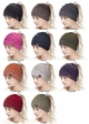 Ombre Confetti CC Beanie with Ponytail Opening inset 1