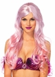 Ombre Mermaid Wig inset 3