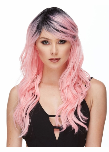 Ombre Pink Wig Urban