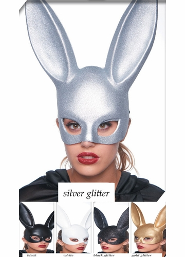 Oversized Ears Rabbit Mask available in 5 colors