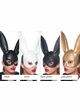 Oversized Ears Rabbit Mask available in 5 colors inset 1