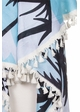 Palm Trees Beach Blanket Coverup inset 2
