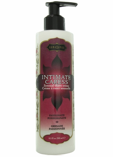 Passionate Pomegranate Shave Creme by Kama Sutra in 8.5oz/250ml