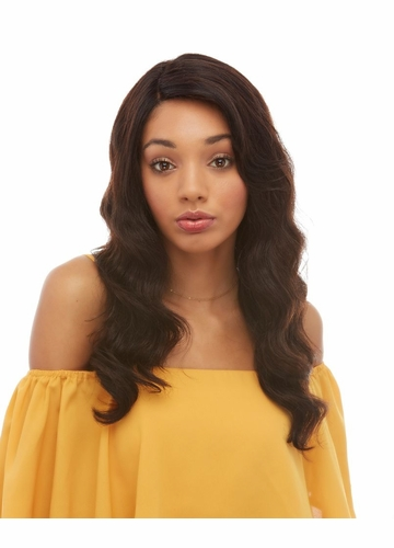 Perfect Curl Human Hair Lace Front Wig Gabriela