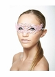 Petite Masquerade Mask with Crystals inset 3