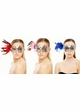 SALE Phoenix Laser Cut Masquerade Mask With Feathers inset 2
