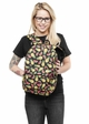 Pineapple and Watermelon Backpack by Zohra inset 4