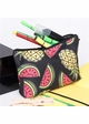 Pineapple and Watermelon Make-Up Bag by Zohra inset 4